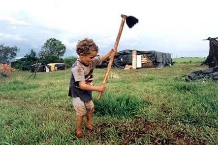 trabalho infantil rural